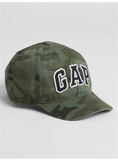 Gap Gao Logo şapka Renkli